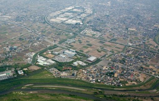 「リニア環境未来都市整備方針策定作業支援業務」を受託