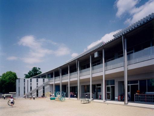 貢川進徳幼稚園の一部を認定こども園へ用途変更