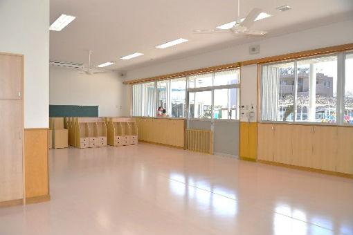 貢川進徳幼稚園 認定こども園へ用途変更