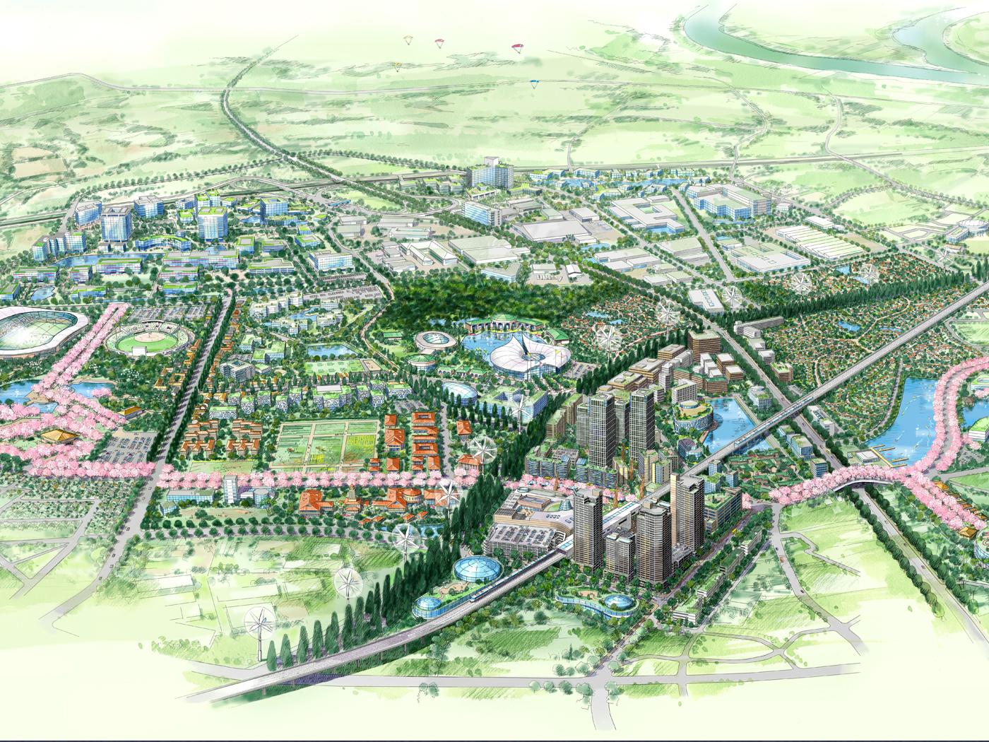 柏の葉キャンパスシティプロジェクト
