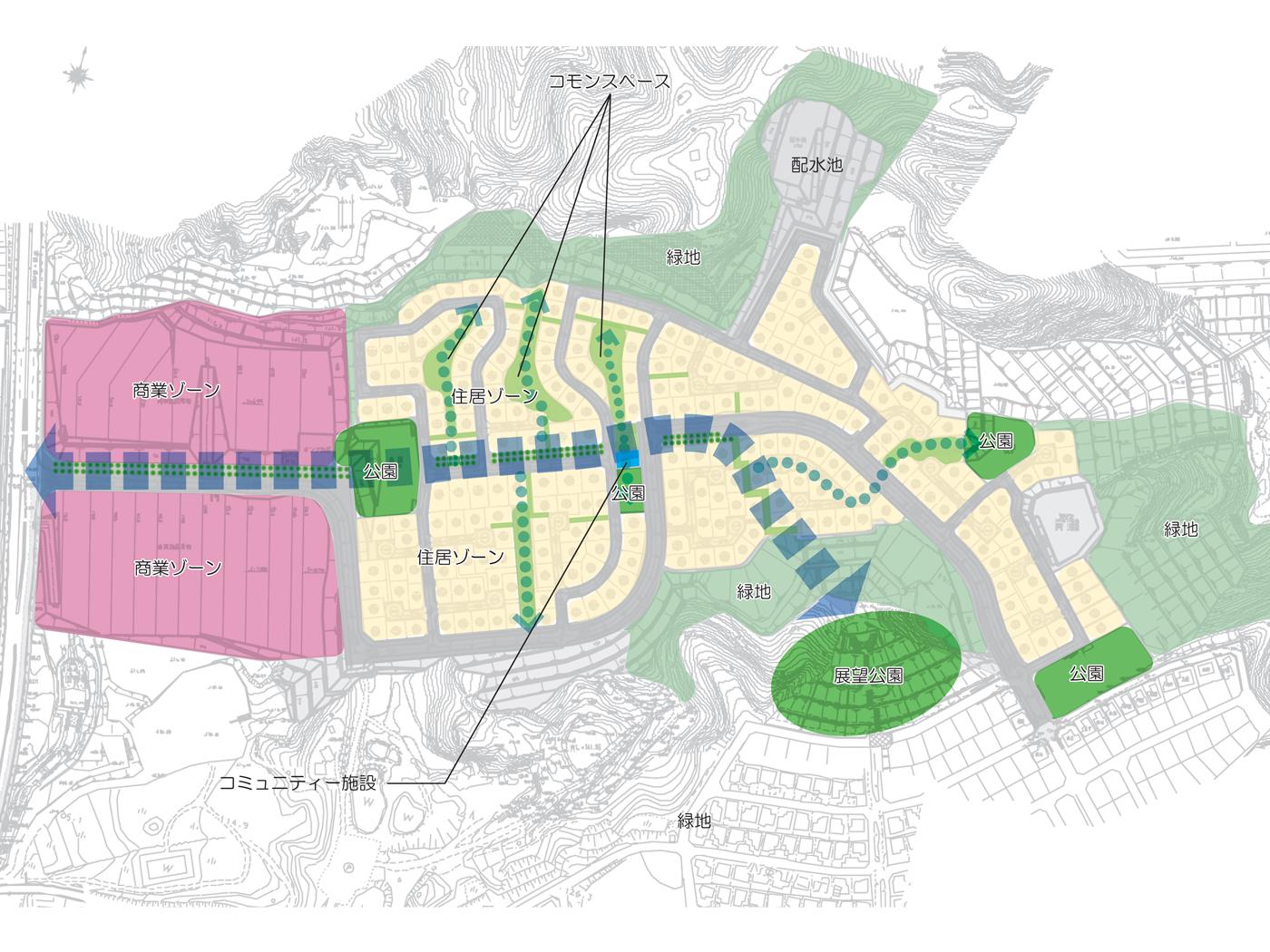 垂水地区住宅開発計画