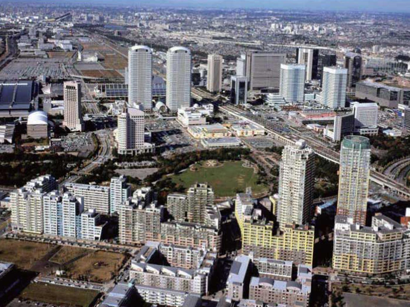 幕張新都心都市計画