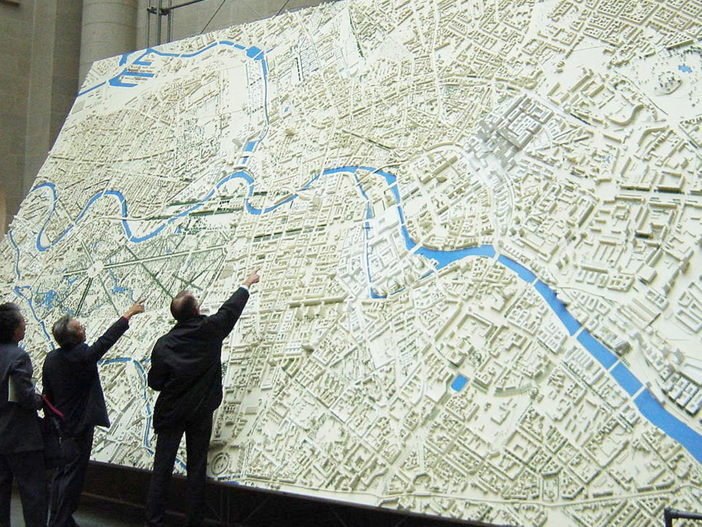 都市再生特別地区調査